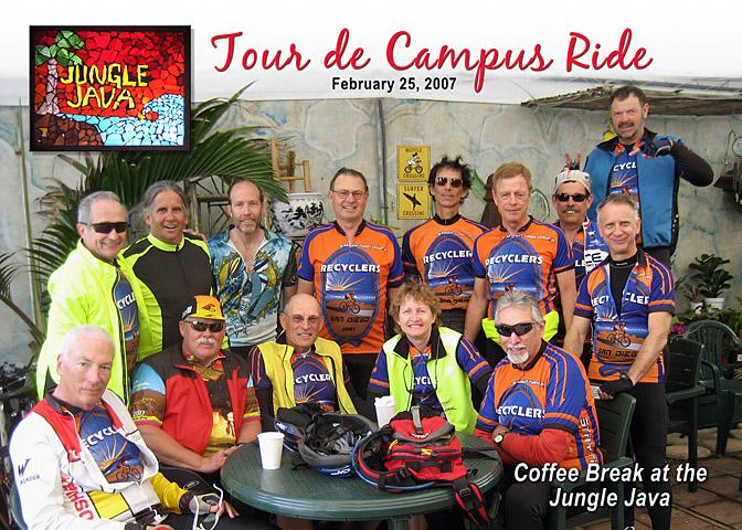 Tour de Campus Ride