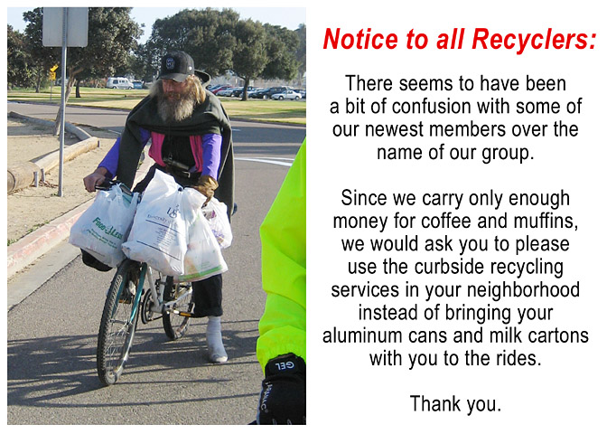 Notice to Recyclers